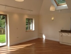 Lights in Room, Electrical Services in Exeter, Devon